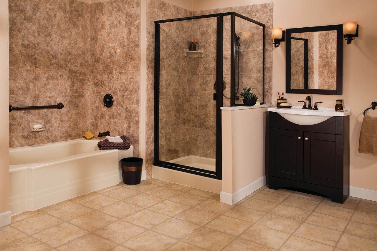 bathroom renovations ashfield