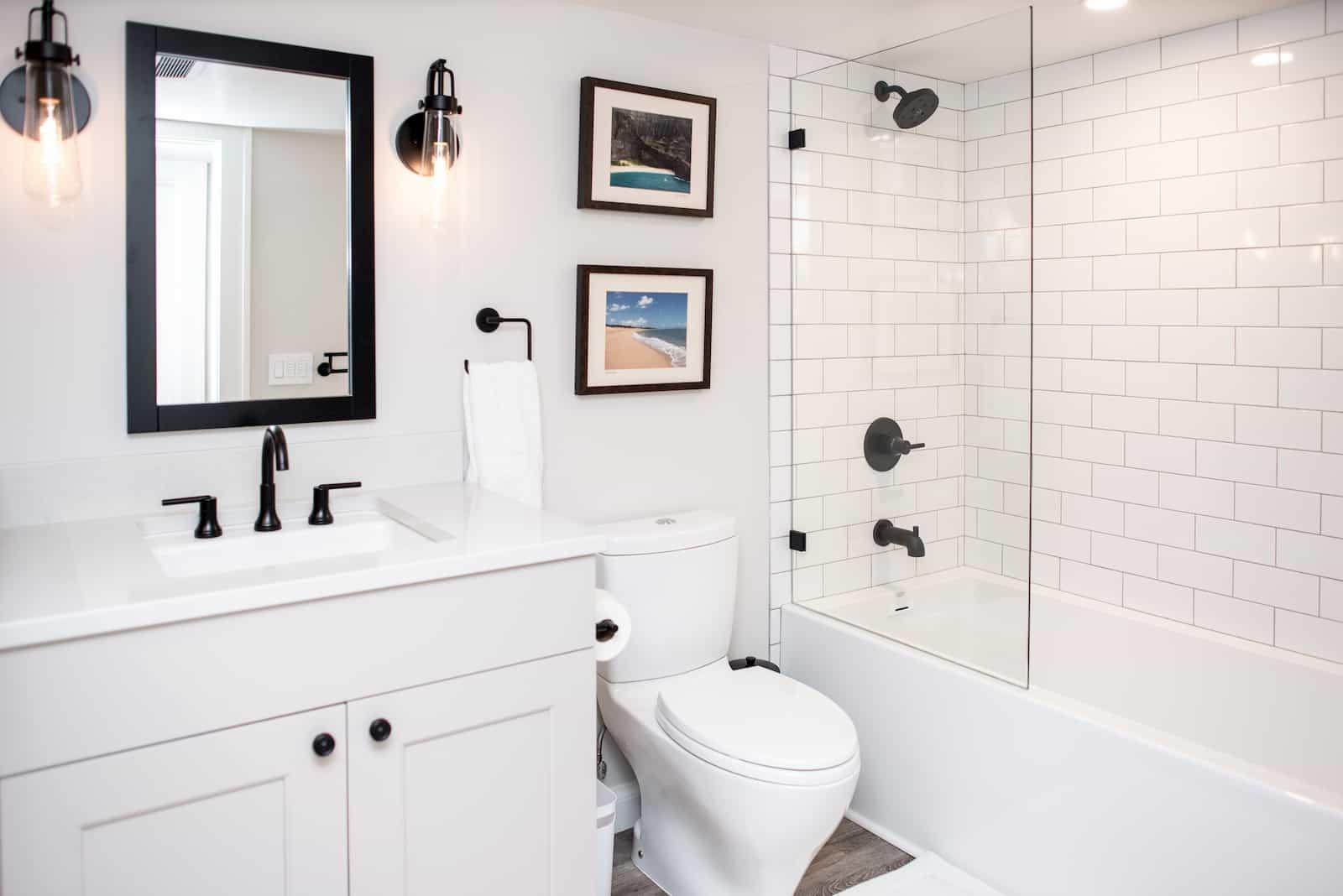 risks of bathroom renovation