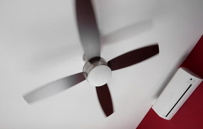 Ceiling Fan vs Aircon